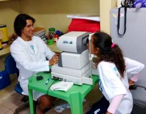 Ricardo Maia já atendeu os estudantes da ilha (Foto: Divulgação)